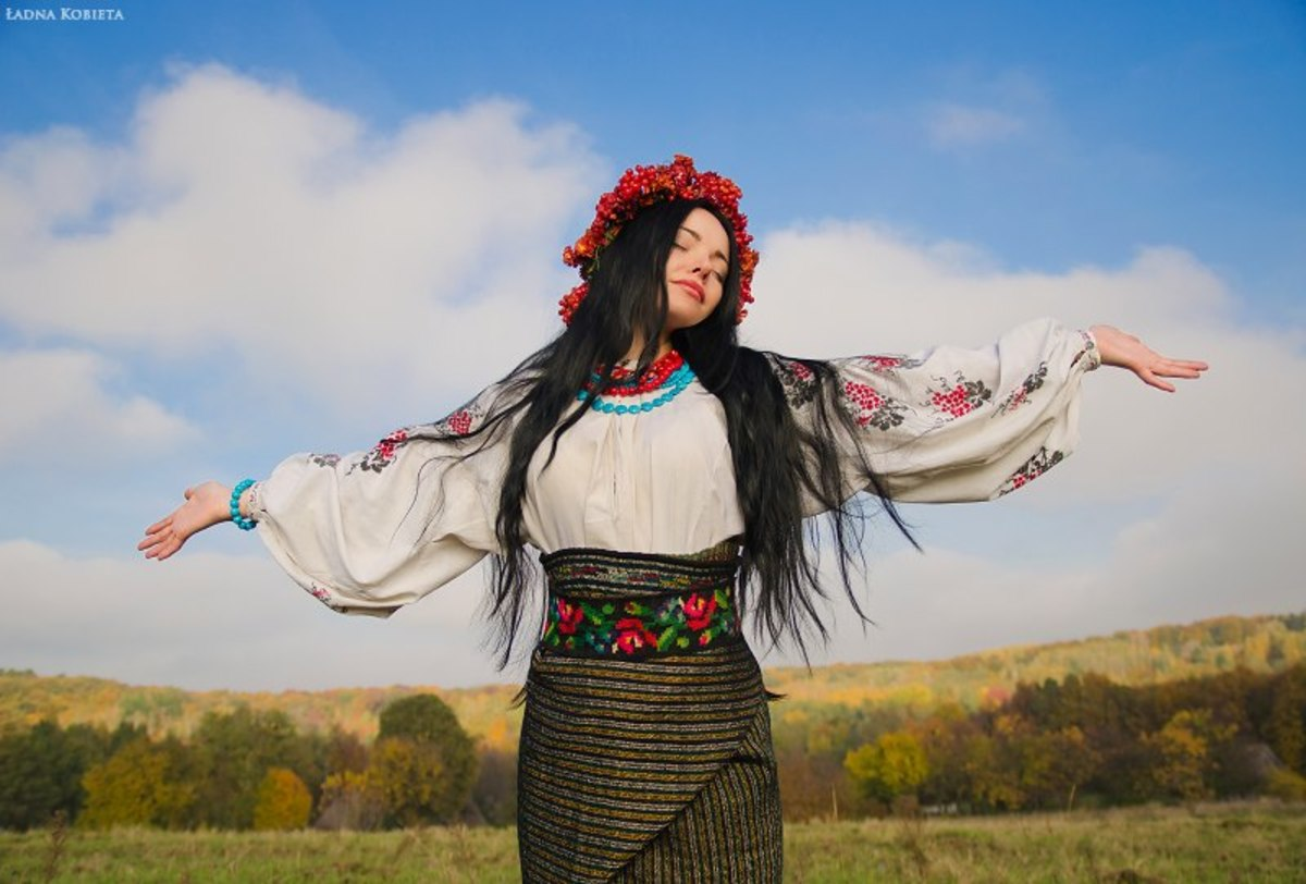 Interesting Facts About Ukrainian Embroidered Shirts