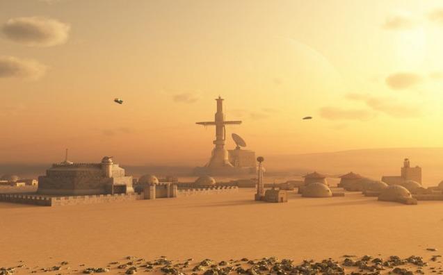 Колонія на Марсі