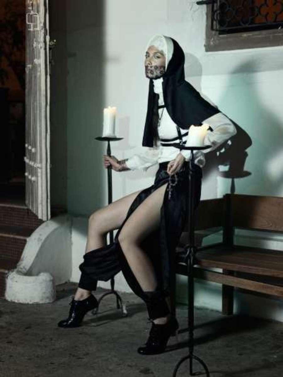 Сексуальное фото монашек 22 фотография