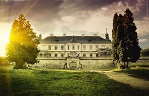 Підгорецький замок фото