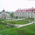 Замок в Золочеві