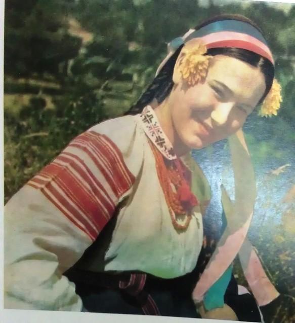 Вишиванки, Волинь