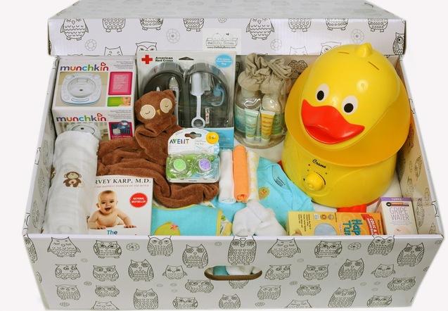 Baby Box, коробочка для новонародженого