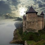 Хотинська фортеця (м. Хотин Чернівецької обл.), фото