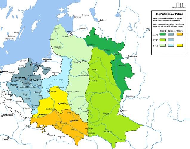 захоплені українські землі