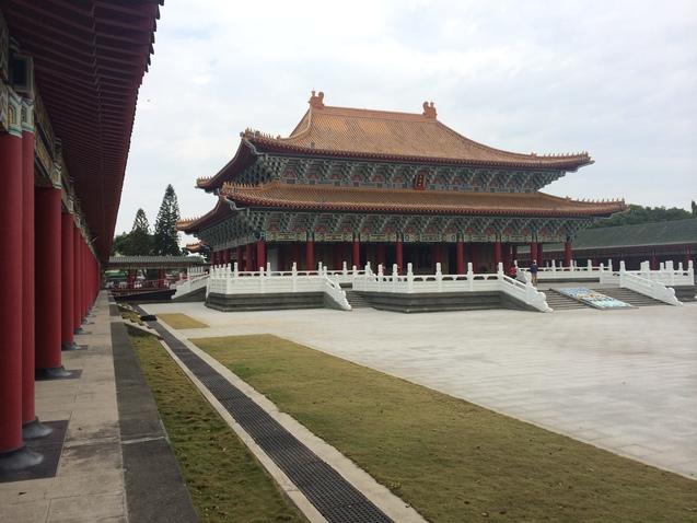 Тайвань, храм