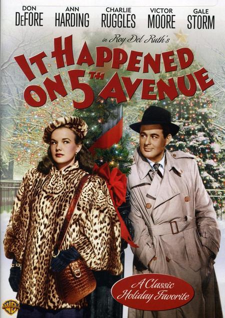 Це сталося на П'ятій Авеню (It Happened on Fifth Avenue, 1947)