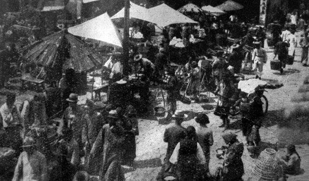 Китайський базар