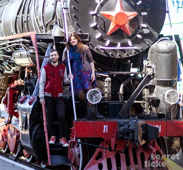 Київська команда запустила сервіс поїздок Secret Ticket 1/1