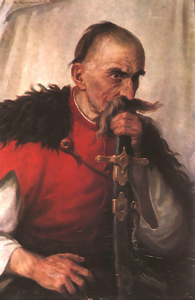 фото сабля казака