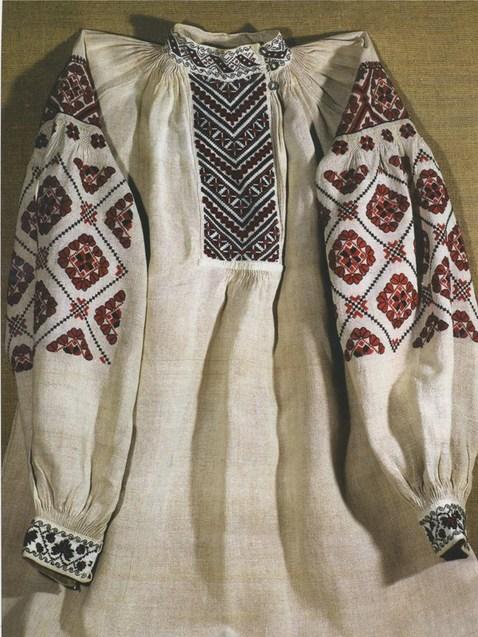Вишиванки, Житомир, орнамент