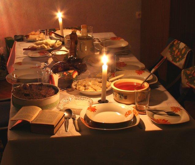 Свята вечеря