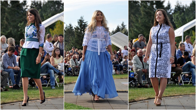 UaModna Fashion Show, Сіетл, США