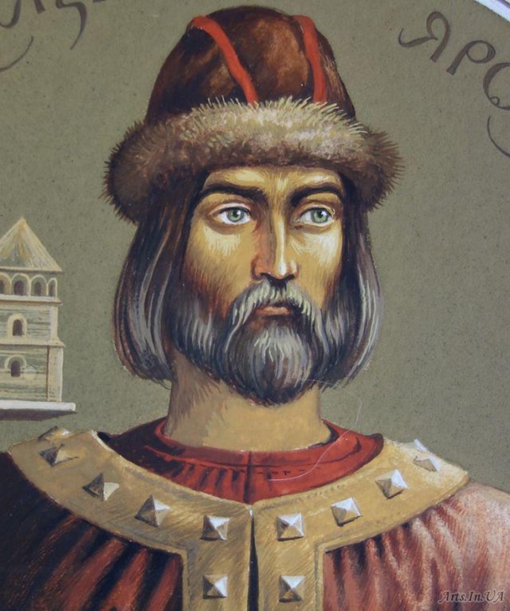 Картинки по запросу князь ярослав мудрий