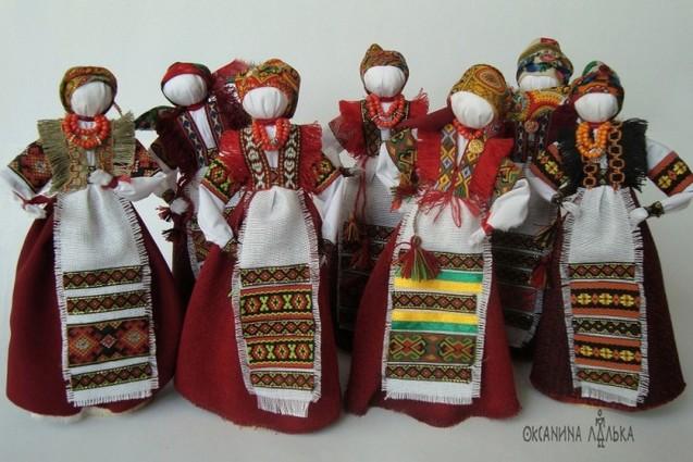 Історія та символізм української ляльки-мотанки 1/1