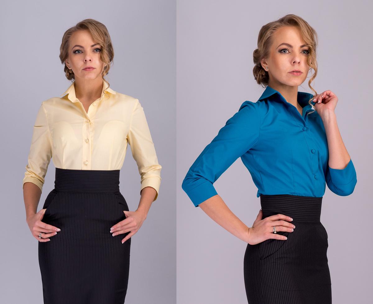 Фото модели которая рекламирует одежду дресс код