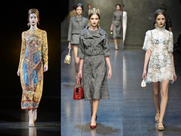 0477e5ddb7e Тема релігії в колекціях відомих модних дизайнерів
