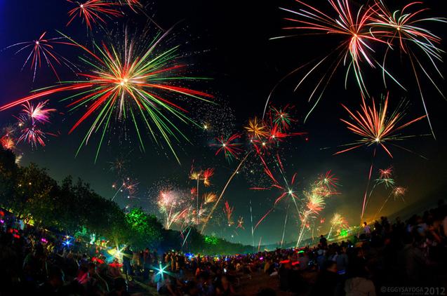 Новий рік Балі