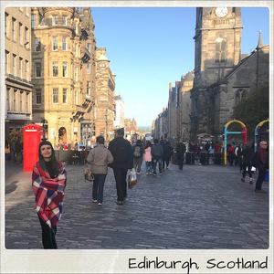 Единбург: Чарівний Антимегаполіс