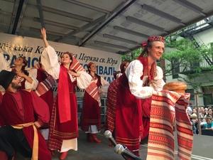 Сила музики і танцю - український фестиваль у Нью-Йорку