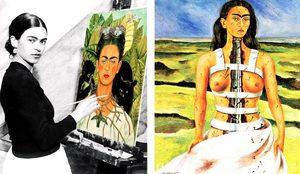 Мистецька терапія Фріди Кало