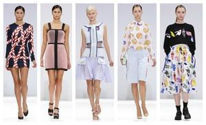 Українські дизайнери на Тижні Моди у Лондоні, АБО ПРИГОДИ ОДНІЄЇ СУКНІ