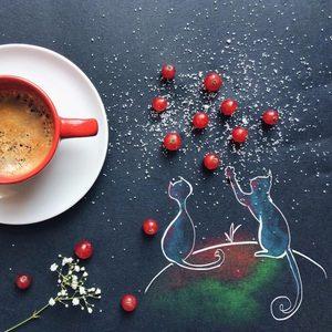 Як майстриня створює композиції за допомогою їжі (фото)