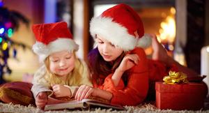 Святочне читання з дітьми