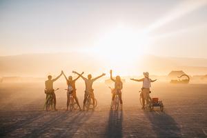 В Києві пройде перший регіональний івент Burning Man. Що це і як туди потрапити...