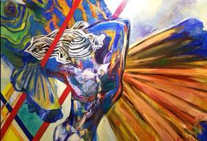 Дикий сон розуму: живопис Крістіни Кириліної