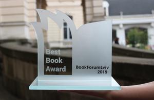 BookForum Best Book Award: які книги та видавництва вибороли свої нагороди