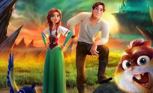 Перший трейлер українського мультфільму Викрадена принцеса з'явився в мережі