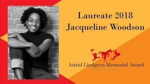 Меморіальну премію Астрід Ліндґрен отримала Жаклін Вудсон