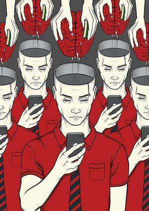Як перестати відволікатися на смартфон і почати жити?