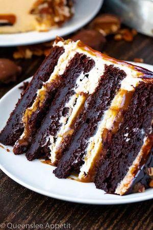 Рецепт шоколадного торту
