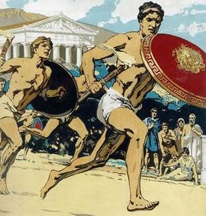 Як тренувались античні атлети