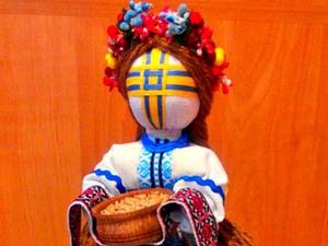 Лялька-мотанка - український оберіг чи гарна інтер'єрна іграшка?