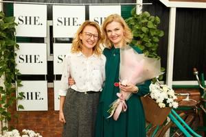 Як проєкт SHE. розвиває жіночу спільноту в Україні та за її межами