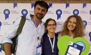 Український проект Go To-U увійшов в десятку найкращих на міжнародному конкурсі зелених стартапів