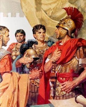 Чудернацькі професії Стародавнього Риму