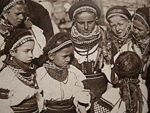 Аксесуари в українському етно