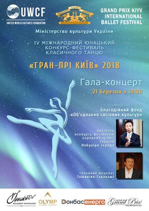 Гран-прі Київ 2018