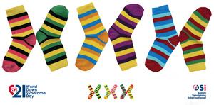 21 березня - День кольорових шкарпеток і сонячних людей