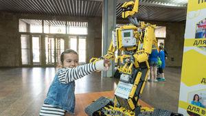 В Україні відбудеться найбільший роботофестиваль Європи