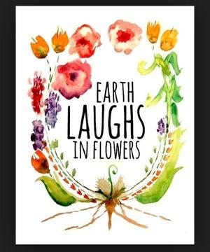 <i>Flowers are always a good idea</i>