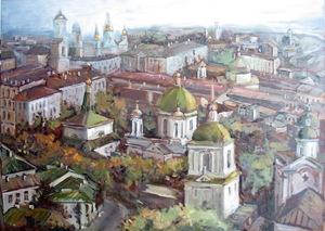 Світлана Долеско: врятувати шматочок заповідної київської землі