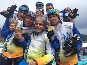 Збірна України посіла шосте місце на Паралімпіаді-2018