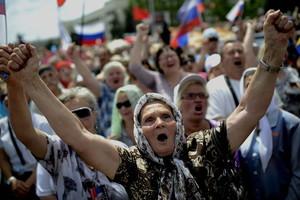 Донбасс Москву кормить не будет!
