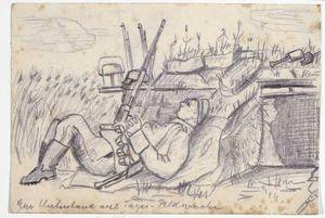 Волинь і волиняни часів І світової на малюнках Ернста Маркуса