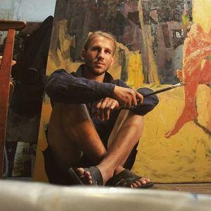 Подруги-музи на полотнах Артема Лук'янчука